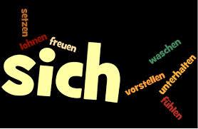 Зворотні дієслова в німецькій мові