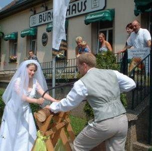 Німецьке весілля - звичаї і традиції