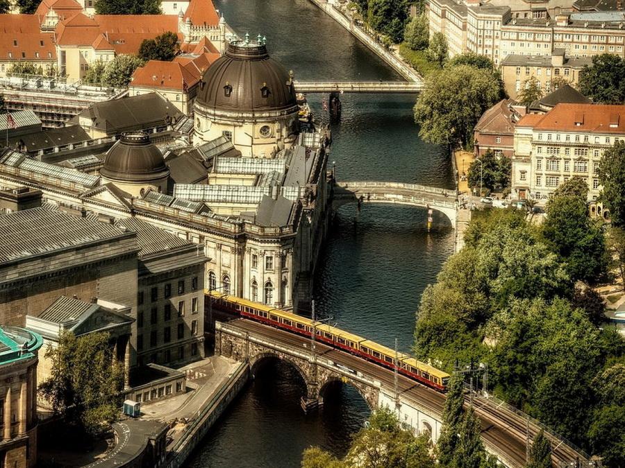 Музейний острів в Берліні