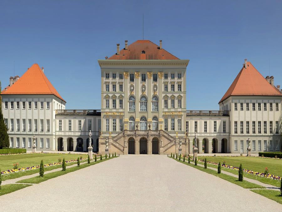 Палац Німфенбург, Мюнхен