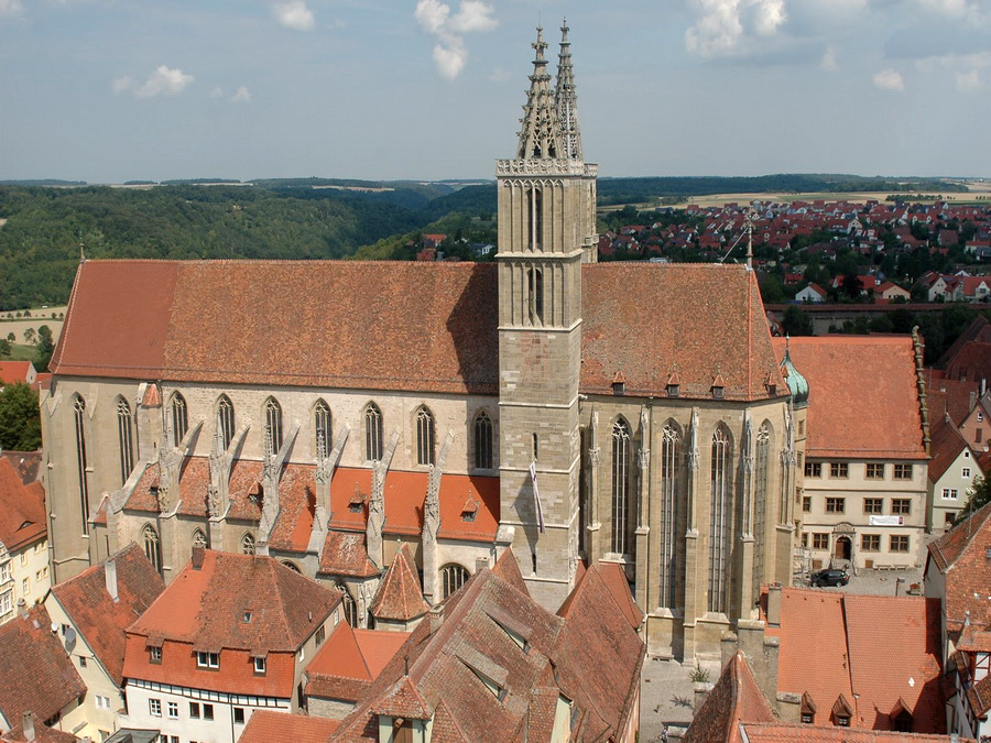 Церква св. Якова, Ротенбург
