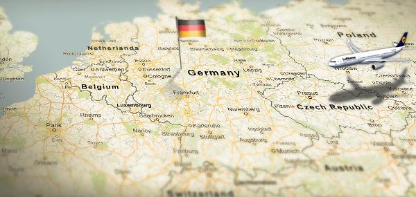 Як виїхати до Німеччини?