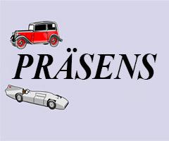 Теперішній час в німецькій мові - Präsens
